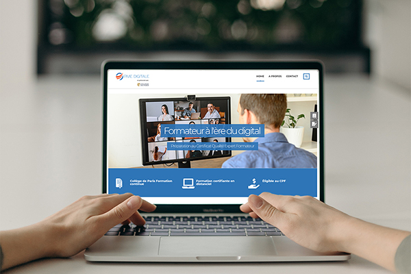 freelance création site web WordPress formation