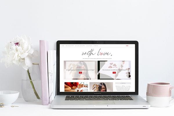 freelance webmaster wordpress blog lifestyle